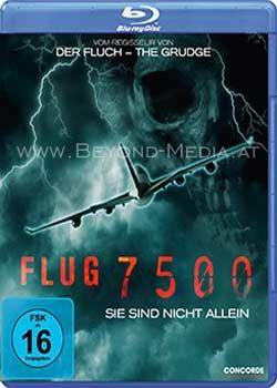 Flug 7500: Sie sind nicht allein (BLURAY)