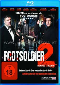 Footsoldier 2 (Uncut) (BLURAY)
