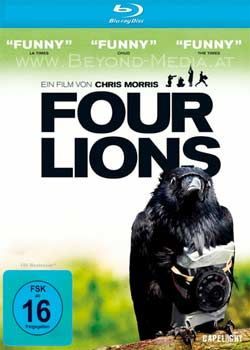 Four Lions (BLURAY)