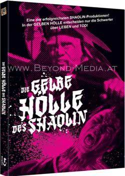 Gelbe Hölle des Shaolin, Die (Limited Edition) (BLURAY)