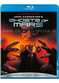 Ghosts of Mars (BLURAY)