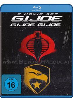 G.I. Joe 1 + 2 Movieset (2 Discs) (BLURAY)