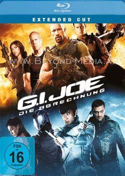 G.I. Joe - Die Abrechnung (Extended Cut) (BLURAY)