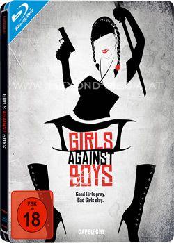 Girls Against Boys (Uncut) (Limited Steelbook) (BLURAY)