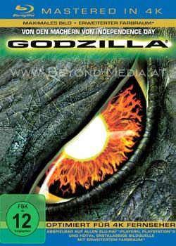 Godzilla (1998) (4K Mastered) (BLURAY)