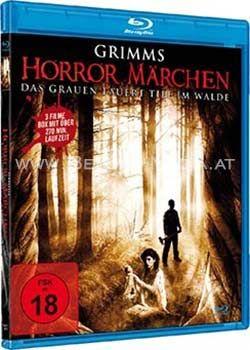 Grimms Horror Märchen Box (BLURAY)