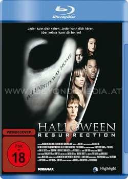 Halloween 8: Resurrection (BLURAY)