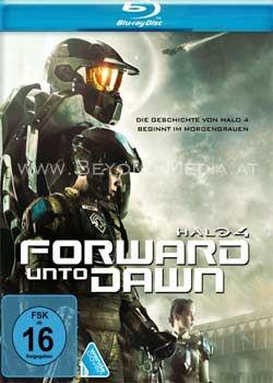 Halo 4 - Forward Unto Dawn (BLURAY)