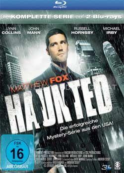 Haunted - Die komplette Serie (2 Discs) (BLURAY)