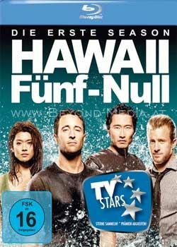 Hawaii Fünf-Null - Die erste Season (6 Discs) (BLURAY)