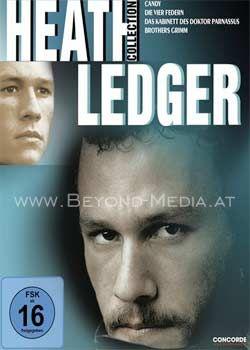Heath Ledger Collection (4 Discs) (BLURAY)