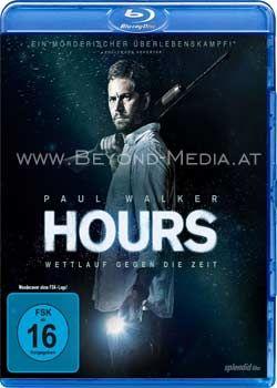 Hours - Wettlauf gegen die Zeit (BLURAY)
