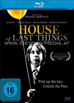 House of Last Things (BLURAY)