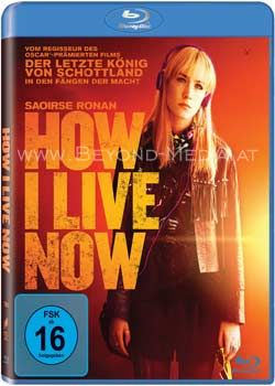 How I Live Now (BLURAY)