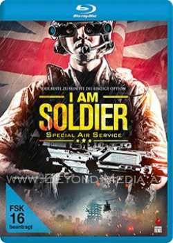 I Am Soldier (BLURAY)
