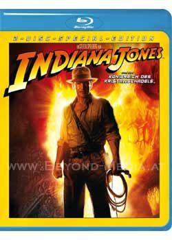 Indiana Jones 4: Und das Königreich ... (BLURAY)