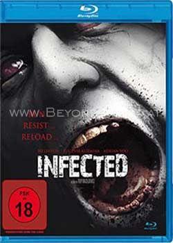 Infected - Infiziert (BLURAY)