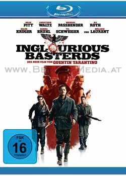 Inglourious Basterds (BLURAY)