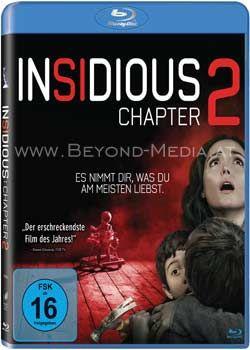 Insidious: Chapter 2 (BLURAY)