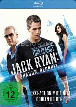 Jack Ryan: Shadow Recruit (BLURAY)