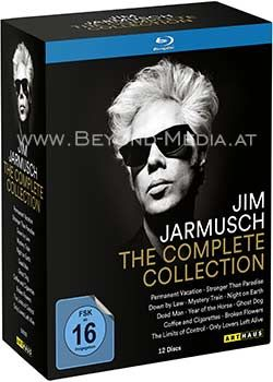 Jim Jarmusch - The Complete Collection (12 Discs) (BLURAY)