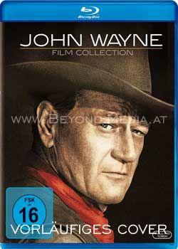 John Wayne Film Collection (6 Discs) (BLURAY)