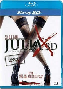 Julia X 3D (Uncut) (BLURAY 3D)