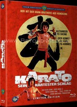 Karato - Sein härtester Schlag (Lim. Mediabook) (DVD + BLURAY)