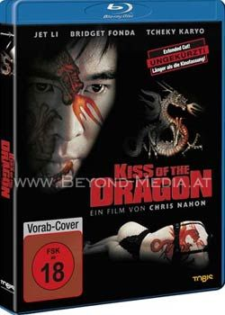 Kiss of the Dragon (Extended Cut) (BLURAY)