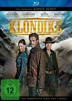 Klondike - Die komplette Serie (2 Discs) (BLURAY)