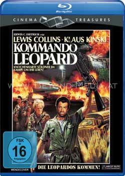 Kommando Leopard (BLURAY)
