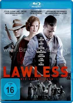 Lawless - Die Gesetzlosen (BLURAY)
