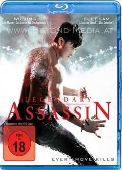 Legendary Assassin (BLURAY)