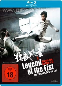 Legend of the Fist (BLURAY)