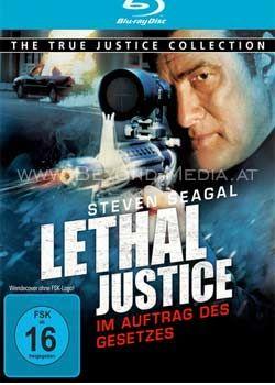 Lethal Justice - Im Auftrag des Gesetzes (BLURAY)