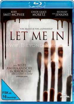 Let me in (BLURAY)