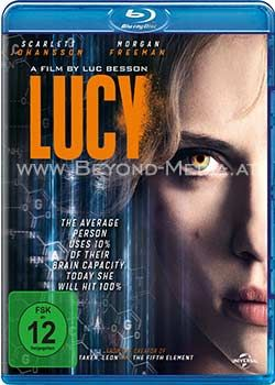 Lucy (2014) (BLURAY)