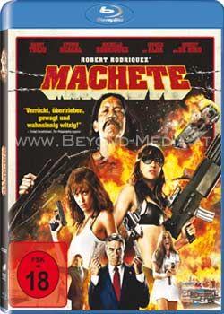 Machete (BLURAY)
