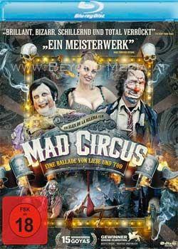 Mad Circus - Eine Ballade von Liebe und Tod (BLURAY)
