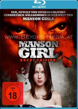 Manson Girl (Uncut) (BLURAY)