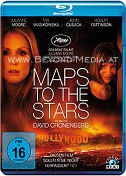 Maps to the Stars (BLURAY)