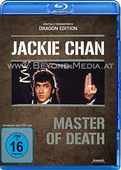 Master of Death (Uncut) (Dragon Edition) (BLURAY)