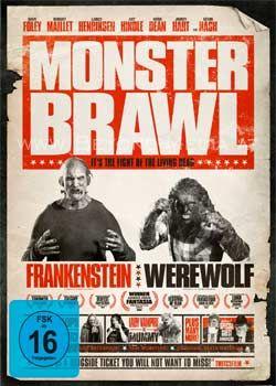 Monster Brawl (Limited Edition) (BLURAY)