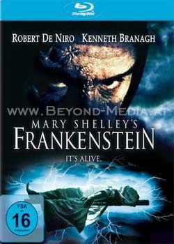 Mary Shelley's Frankenstein (BLURAY)