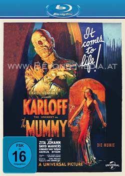 Mumie, Die (1932) (BLURAY)