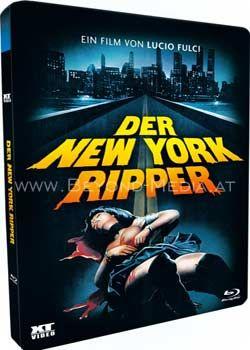 New York Ripper, Der (Metalpak) (BLURAY)