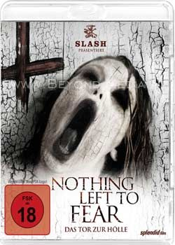 Nothing Left to Fear (Uncut) (BLURAY)