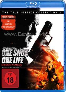 One Shot One Life - Mission Nemesis (BLURAY)