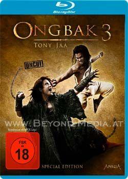 Ong Bak 3 (Uncut) (Special Edition) (BLURAY)