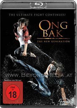 Ong Bak - The New Generation (BLURAY)